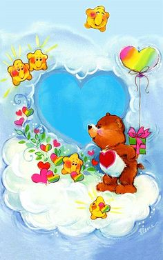 care bear clipart | Care Bear Clip Art 935 | Flickr - Photo Sharing!