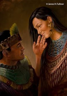 Lamoni and Wife by James H Fullmer