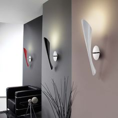 POP wall lamp / Produced by Mantra Iluminación / Designed by Santiago Sevillano
