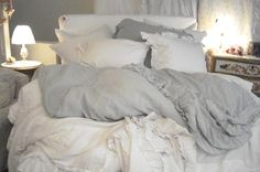 the best thing in the world is a cozy fluffy king size bed all to myself with lots of pillows =DDDD