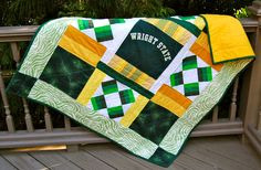Wright State quilt