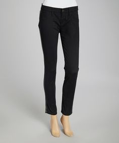 This Black Tux Teaser Skinny Jeans by Cult of Individuality is perfect! #zulilyfinds