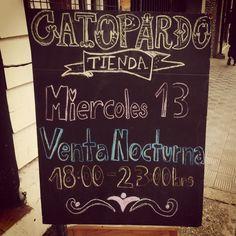 Actividades Gatopardo