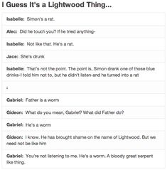 I guess it's a Lightwood thing...