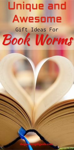 Gift inspiration for the book worm, book lover or avid reader. Whatever you call them, we have great gift ideas sure to make them happy. Great gift ideas for Christmas, birthdays and much more.