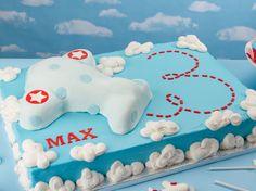 Airplane Birthday Cake by cdangelo Cake Decorating Ideas Ideas
