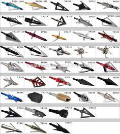 Topoint Archery Broadhead TP245,2 blades expandable,100gr