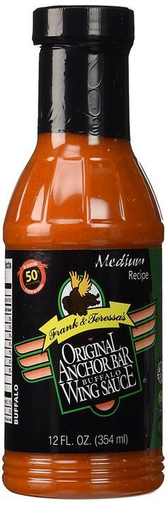 Best Chicken Wing Recipe, Chicken Wing Sauces, Chicken Wing Recipes, Chicken Wings, Best Wing Sauce, Medium Recipe, Best Wings, Buffalo Wings, Specialty Foods