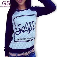 New Women Hoody Spring Autumn Sport Swear Patchwork Letter Printed Hoodies Women Clothing Casual Pullover Casual Sweatshirt