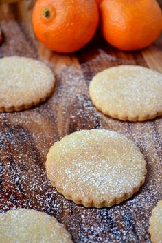 Christmas Spiced Biscuits - sub Earth Balance and Ener-g egg replacer. Yum!