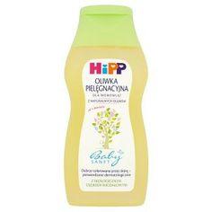 HiPP Babysanft Oliwka pielęgnacyjna dla niemowląt - katalog produktów dla dzieci na Babyonline.pl