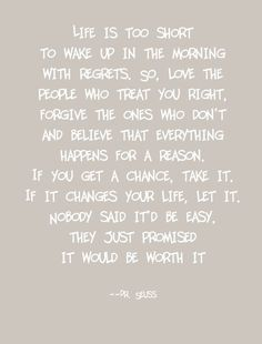 Life is all about living the way you want. Do what your heart says. Here are 71 Dr. Seuss quotes that will change the way you think about life quotes dr seuss 71 Dr. Seuss Quotes That Will Change The Way You Think About Life Now Quotes, Cute Quotes, Words Quotes, Wise Words, Quotes To Live By, Funny Quotes, Sayings, Life Is Short Quotes, Humor Quotes