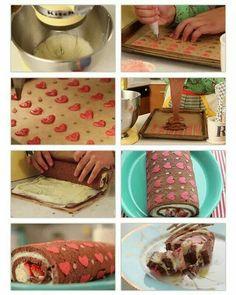 Gâteau Roulé... ...