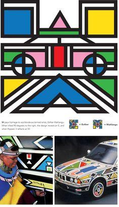 Teaching Typefaces (Mogwalo Ndebele TTF) on Behance Africa Art, Pattern Art, Typography Design, Behance, Culture, Teaching, Lost, Illustration, Artist