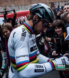 Peter Sagan retires from Strade Bianche 2017