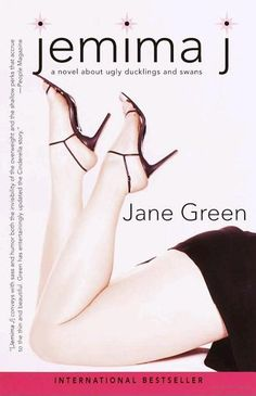 Jemima J, Jane Green. This is such a fun read, really good author!