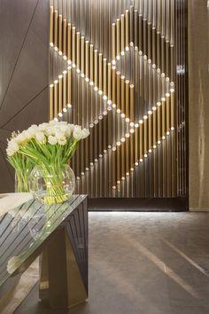 Feature Wall Design, Wall Panel Design, Wall Decor Design, Ceiling Design, Door Design, Office Interior Design, Interior Walls, Living Room Partition Design, Deco Restaurant