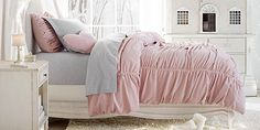 Marceline Bed With Low Footboard   Restoration Hardware Baby & Child