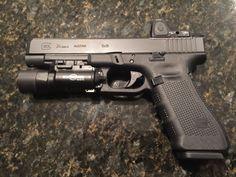 Glock 34 Surefire X300