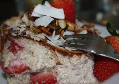 Paleo Vegan, Chia Pudding, Detox, Healthy Recipes, Healthy Food, Pork, Meat, Tableware, Super