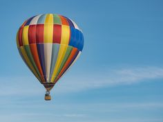 panning photography of flying blue, yellow, and red hot air balloon photo – Free Balloon Image on Unsplash Air Balloon Rides, Hot Air Balloon, Air Ballon, Air Balloon Festival, Balloon Pictures, Balloon Company, Balloon Painting, Diy Painting, Paint By Number Kits