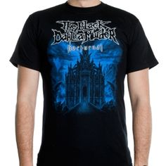 OFFICIAL ~ THE BLACK DAHLIA MURDER Nocturnal t-shirt