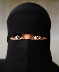 More like great eyes...but.... Sanaa, Yemen by Steve Mc Curry