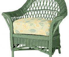 charming contemporary wicker furniture green idea