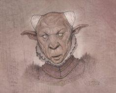 Wonderful Character Design by Penko Gelev