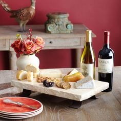Wisteria+-+Accessories+-+Tableware+-++Marble+Cheese+Board+-+$79.00