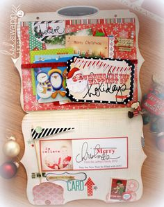 Fun Printable Christmas freebie from Heidi Swapp!  Use it as a tag or add it to your December Daily! Blog « Heidi Swapp