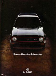 Volkswagen Golf GTi 1984