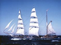 1877 Tall Ship Elissa - the Official Tall Ship of Texas (Go see it in Galveston, TX)