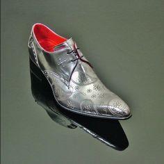 Rochester - 'Y.S.M.F' Paisley Gibson #Shoes #Boots #BestofBritish #JefferyWest #Mensshoes #mensfashion #mensstyle #luxuryshoes #britishbrands #Northampton #Shoetown  #Rochester