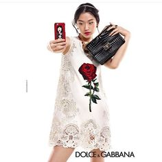 Dolce & Gabbana ADV 2015 #selfie #dgmammacollection ❤️❤️❤️❤️❤️
