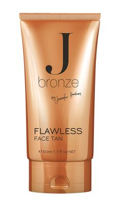 Jbronze Flawless Face Tan is a beautifully lightweight, non greasy facial tanning cream, combining the latest in tanning technology and naturally derived anti-ageing actives.