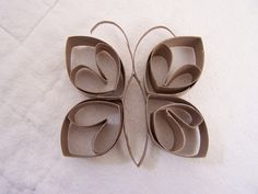 madebyjoey: eco butterfly tutorial - toilet paper rolls