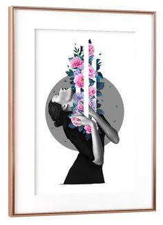 Inside me by Valeriya Korenkova | Poster | artboxONE