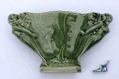 Wade Pottery  Mermaid Posy Vase  1950s