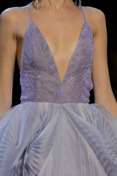 Armani Privé at Couture Spring 2016 - Details Runway Photos
