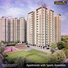 Why limit yourself to your home when it comes to sport celebrations? The world-class sports amenities at Arvind Sporcia promises to make your passion for sports deeper.  Arvind Sporcia offers 2/3 BHK spacious apartments near Manyata Tech Park. Contact us for more information at:https://arvindsmartspaces.com/newcampaign/about_sporcia.php  #ArvindSporcia #RealEstatebangalore #ArvindSmartSpaces