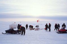 ciel du Nunavik Ciel, Images, Tent