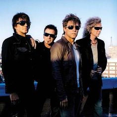 Bon Jovi  Burn With Me