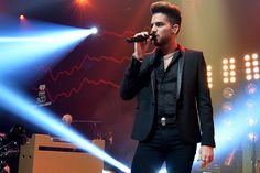 Adam Lambert is currently on the road with Queen, but the singer is also focusing on his own music.