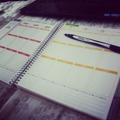 Life of a College Girl: life planner.