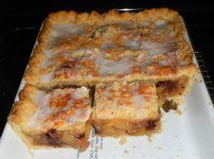 ZUCCHINI  CRAISEN SLICES (Think Apple Pie!)