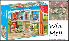 Holiday Shopping Is Easy With @PLAYMOBIL #MMMGiftGuide #Giveaway