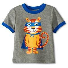 Toddler Boys' Tiger Tee