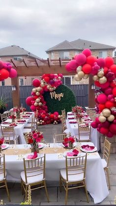 Simply Lavish Events (@simplylavishevent) • Instagram photos and videos Cheap Party Decorations, Birthday Balloon Decorations, Party Centerpieces, Birthday Balloons, Elegant Birthday Party, Fairy Birthday Party, Birthday Party Themes, Decoration Evenementielle, Adult Party Themes