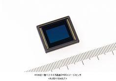 Capteur CMOS Sharp  RJ5DY1BA0LT